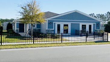New Model Home Tour | Jacksonville FL | 3 Bedrooms | 2 Bathrooms | 2 Car Garage