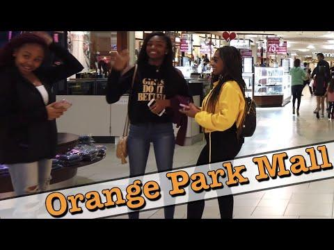 Orange Park Mall Jacksonville Florida