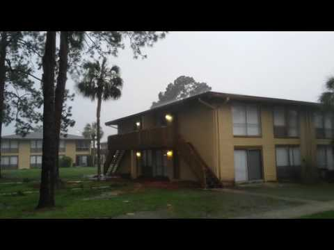 Orange Park, Florida Storm 05-30-2017