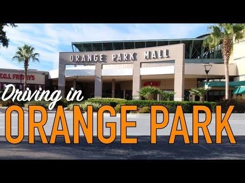 Orange Park Florida Driving
