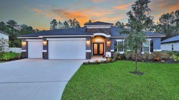 Pool Home!!! Eagle Landing Video Drone Walkthrough 999 PRAIRIE DUNES CT, ORANGE PARK, FL