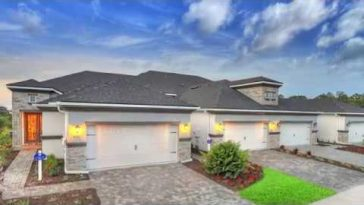 The Blossom II Model Home at 6313 Hanfield Drive, Port Orange FL – Woodhaven