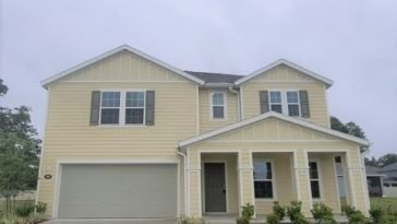 New Homes For Sale in Jacksonville Florida by KB Homes
