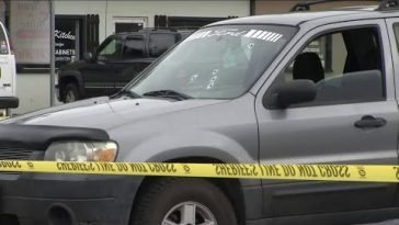 Deputy shoots, kills man who pulled gun in traffic stop, authorities say