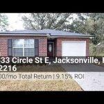 2833 Circle St E, Jacksonville, FL 32216