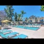 2 Bedroom, 2 Bathroom – 918 Sq. Ft. – Summit Park Village