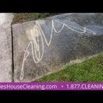 Jacksonville Pressure Washing Services By Jessie's House & Carpet Cleaning 1.877.CLEANING