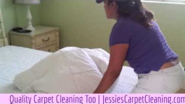 JACKSONVILLE FL JESSIE'S HOUSE & CARPET CLEANING 1.877.CLEANING BBB ACCREDITED A+ RATED