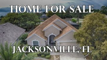 Home For Sale In Jacksonville, FL – 12512 Brookchase Ln (2019)