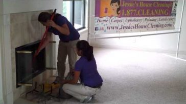 JACKSONVILLE FL JESSIE'S HOUSE & CARPET CLEANING 1-877-CLEANING.com 13-YRS. BBB ACCREDITED A+ RATED