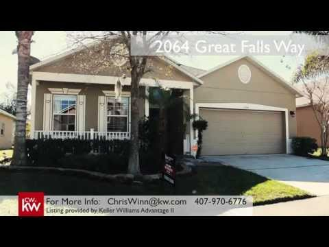 2064 Great Falls Way, Orlando Realtor Chris Winn (Real Estate Agent)