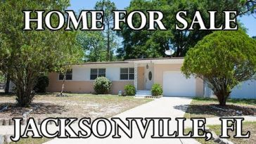 Home For Sale In Jacksonville  – 6505 Barkwood Dr (26 May 2019)