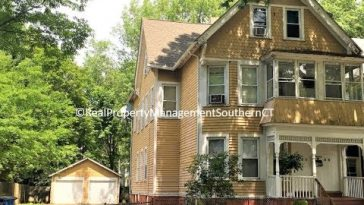 Apartment for Rent in New Haven 3BR/1BA by New Haven Property Management
